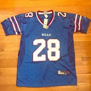 Reebok Bills Jersey